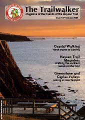 Autumn 2008 Trailwalker Magazine
