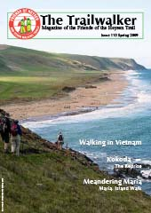 Spring 2009 Trailwalker Magazine