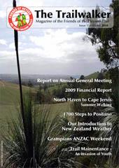 Winter 2010 Trailwalker Magazine