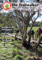Summer 2011 Trailwalker Magazine