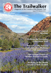 Autumn 2011 Trailwalker Magazine