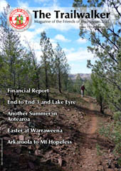 Winter 2011 Trailwalker Magazine
