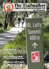 Spring 2007 Trailwalker Magazine