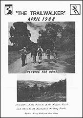 April 1988 Trailwalker Magazine
