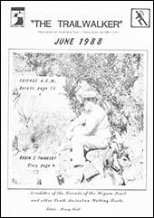 June 1988 Trailwalker Magazine
