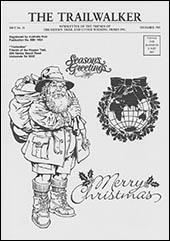 December 1989 Trailwalker Magazine