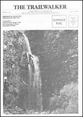 August 1990 Trailwalker Magazine