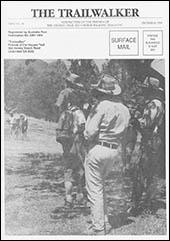 December 1990 Trailwalker Magazine