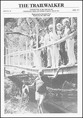 April 1992 Trailwalker Magazine