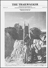 August 1992 Trailwalker Magazine