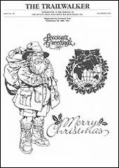 December 1992 Trailwalker Magazine