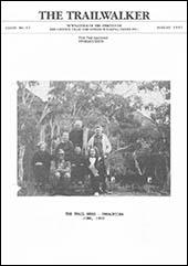 August 1993 Trailwalker Magazine