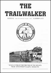 Summer 2001 Trailwalker Magazine