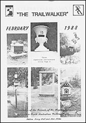 February 1988 Trailwalker Magazine