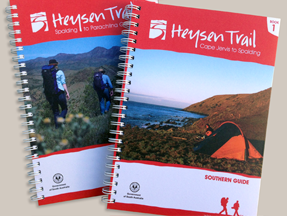 Guidebooks of the Heysen Trail