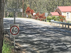 Inman Valley