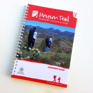 Northern Guide Heysen Trail official guidebook cover