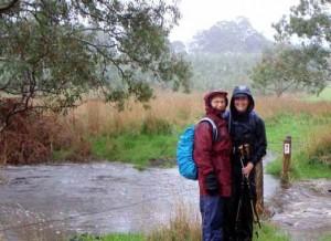 Sallie & Sue near Echunga
