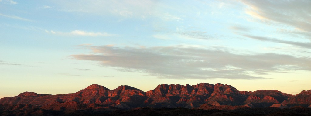 St Mary Peak, Wilpena Pound